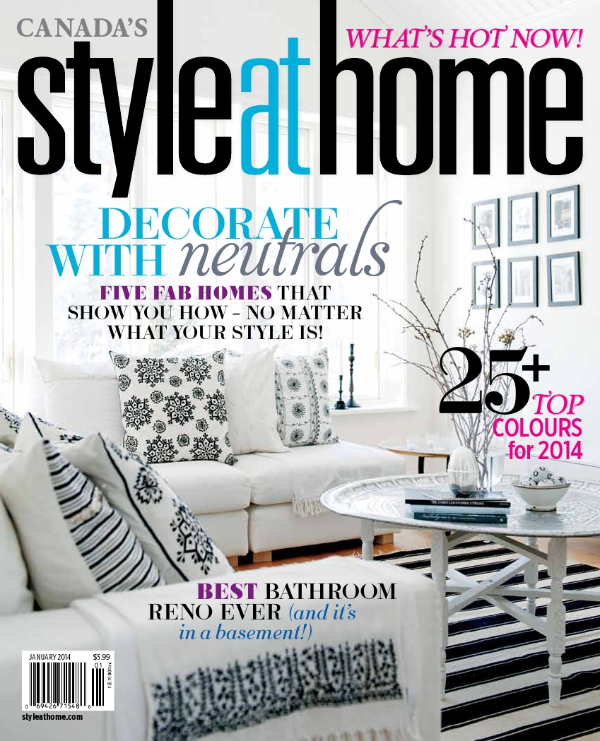 Canada Style At Home Magazine